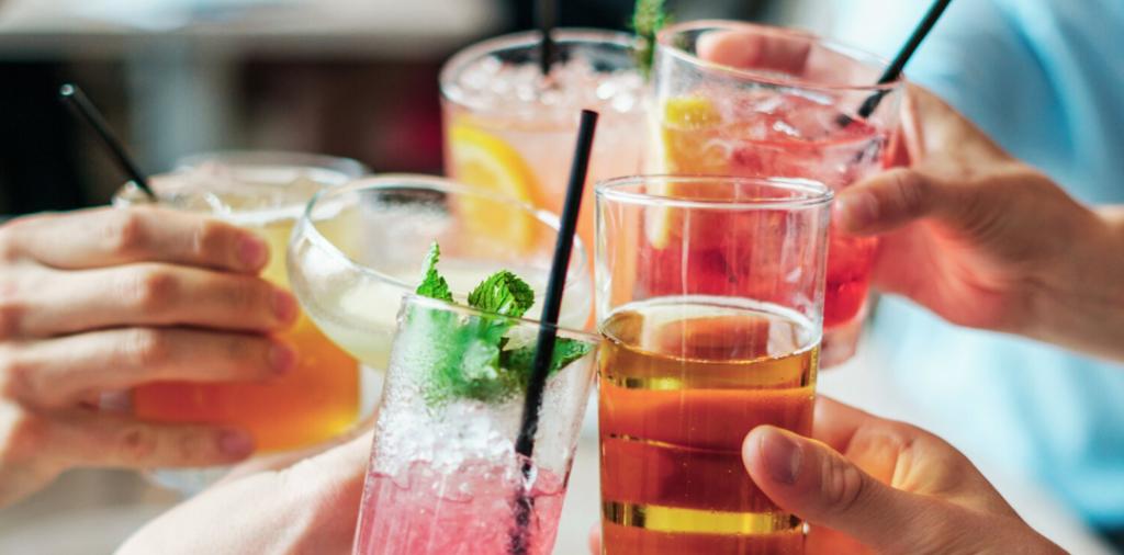 Pesquisa remunerada sobre bebida